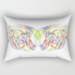 You Are the Wind to Me Rectangular Pillow