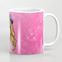 lana Mugs featuring Lana by KeriiLynne