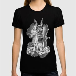 Pollution Mask T-shirt