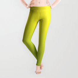 ALOE ISLAND - Minimal Plain Soft Mood Color Blend Prints Leggings
