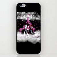 monster high iPhone & iPod Skins featuring Monster High by Joshua Epling