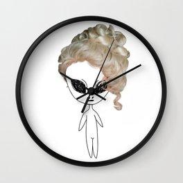 Ali the Alien Wall Clock