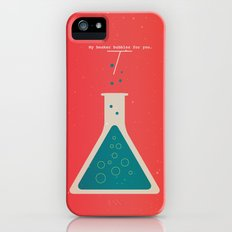 My Beaker Bubbles For You  iPhone (5, 5s) Slim Case