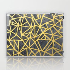 Ab Marb Gold Laptop & iPad Skin
