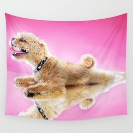 Super Pets Series 1 - Super Cosmo 3 Wall Tapestry