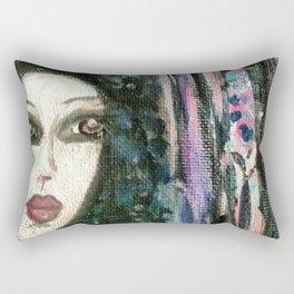 Lost in Spring 13 Rectangular Pillow