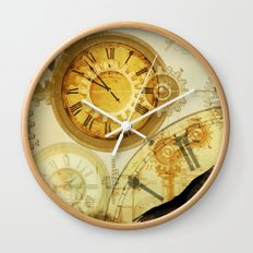 Time Keeps on Slipping.... Wall Clock