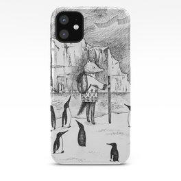 Antarctic explorer iPhone Case