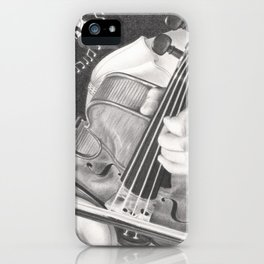 The Note Waltz iPhone Case