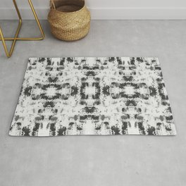 Concrete stains Rug