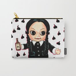 Wednesday Kewpie Carry-All Pouch