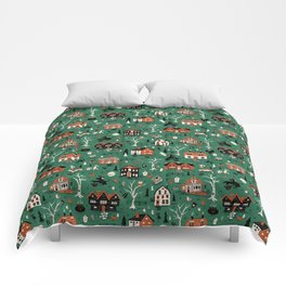 Salem Witches Comforters