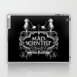 Mad Scientist Laptop & iPad Skin