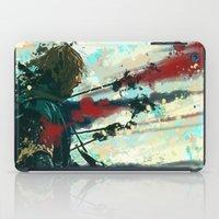gondor iPad Cases featuring Son of Gondor by Alba Palacio