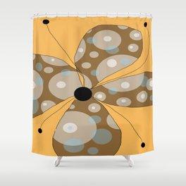 FLOWERY  LILY / ORIGINAL DANISH DESIGN bykazandholly Shower Curtain