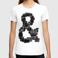 ampersand T-shirts featuring Ampersand by Jorge Garza