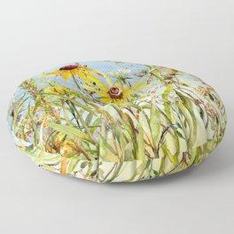 The Meadow Floor Pillow