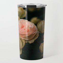 Korean Roses Travel Mug