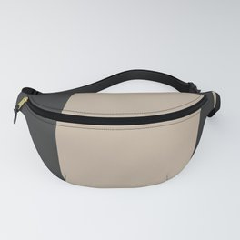 Neutral Abstract 4A Fanny Pack