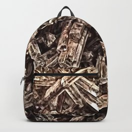 Mexican Gypsum Filtered Backpack
