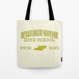 Iwatobi - Penguin Tote Bag