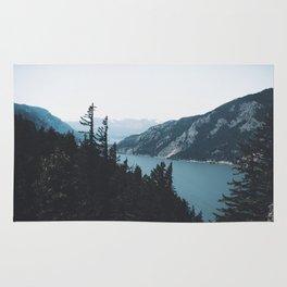 Columbia River Gorge V Rug