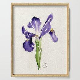 Iris v.1 Serving Tray