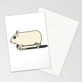 Skate Hamster Stationery Cards