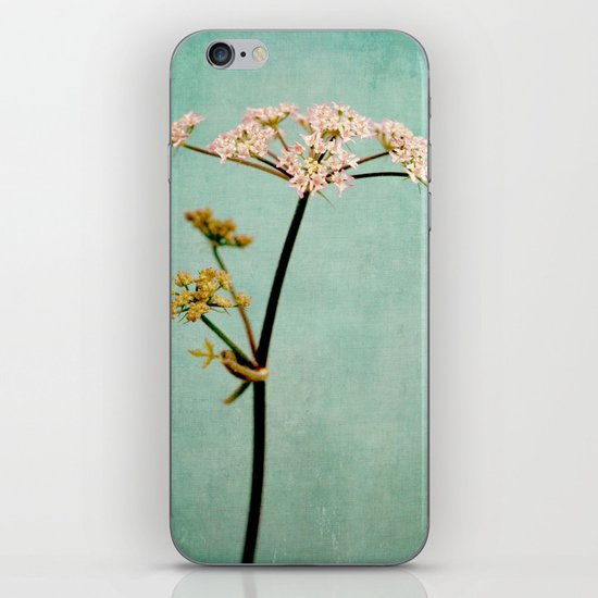 hogweed iPhone & iPod Skin