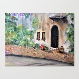 The Villas of Italy Canvas Print
