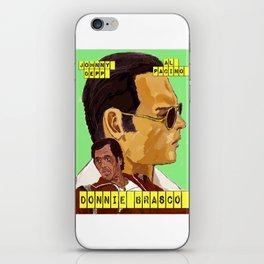 Donnie Brasco iPhone Skin