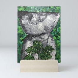 Latte Stone Mini Art Print