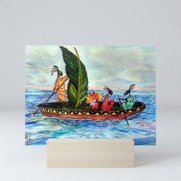 Magic Travel Mini Art Print