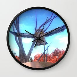 Cult of Youth:Landing Wall Clock