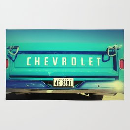 Chevy, '61 Tailgate Rug