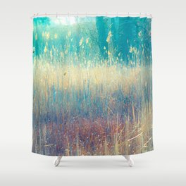 Aching In My Heart Shower Curtain