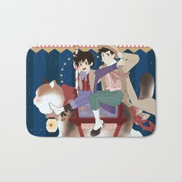 Carousel: Satisfied With Your Care Bath Mat