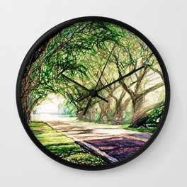 Pathway to the Next Wall Clock