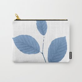 Frozen Leaves before Spring Carry-All Pouch
