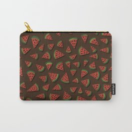 retro watermelons Carry-All Pouch