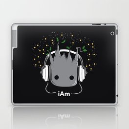 i Am Laptop & iPad Skin