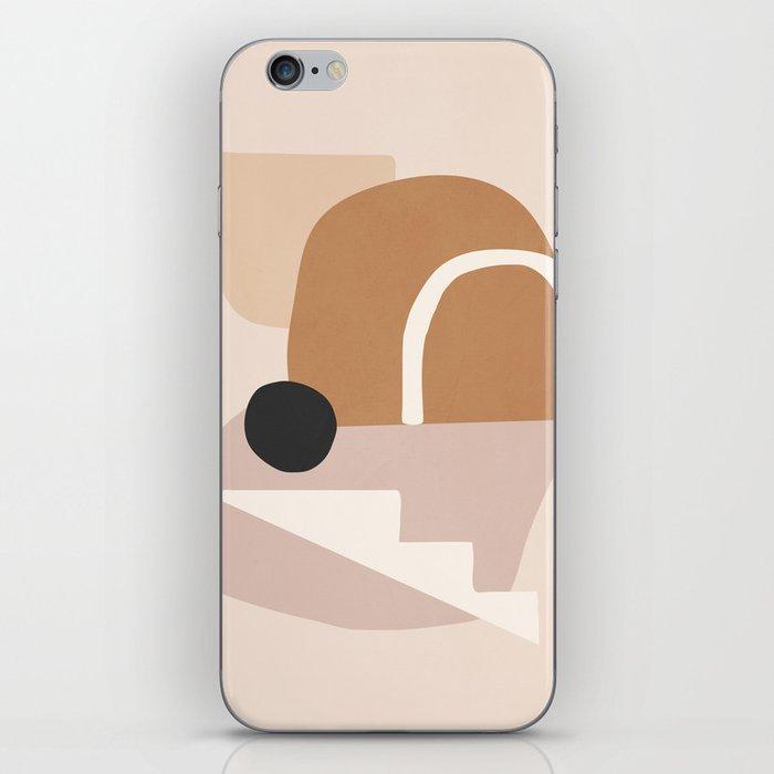 abstract minimal 24 iPhone Skin