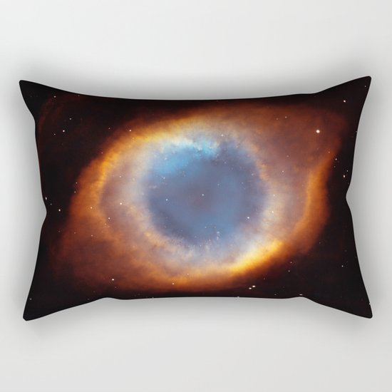 Helix Nebula Rectangular Pillow