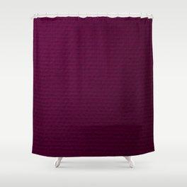 Electric Purple Shower Curtain