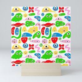 Monster Goop Mini Art Print