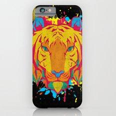 Cat Series: Tiger Slim Case iPhone 6s