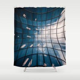 Astroid Shower Curtain