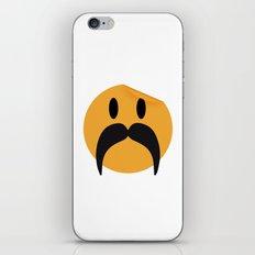 Moustache 14 iPhone & iPod Skin