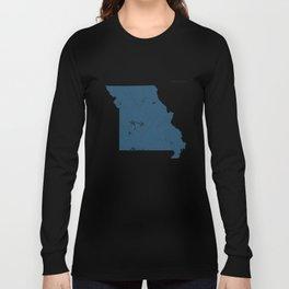 Missouri Parks - v2 Long Sleeve T-shirt