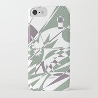 iPhone Cases featuring The Summit Afterglow by Vikki Salmela